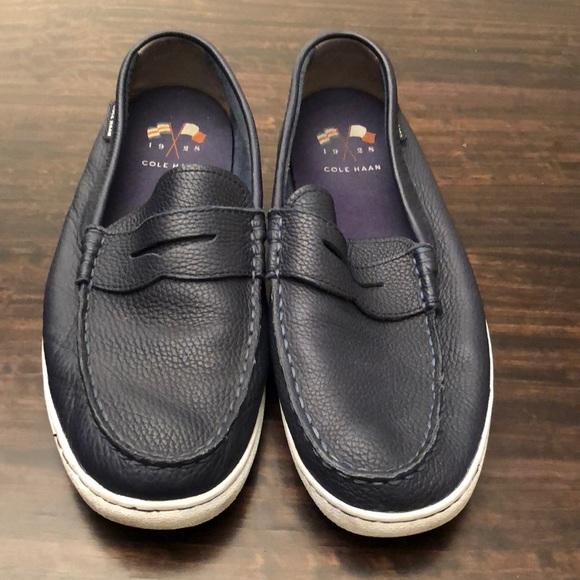 cole haan nantucket loafer black